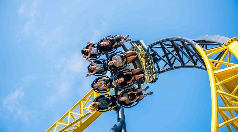 Parque de diversões Walibi Holland – Holanda