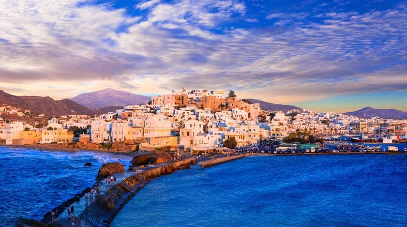 As principais ilhas da Grécia