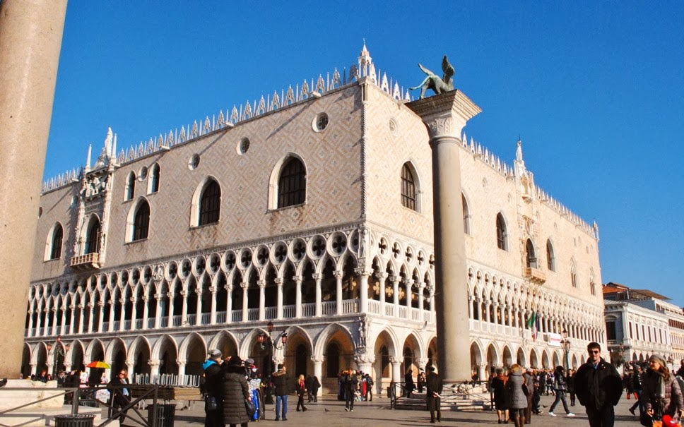 Palácio Ducale em Veneza