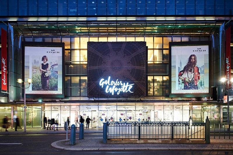 Loja Galeries Lafayette em Berlim | Alemanha