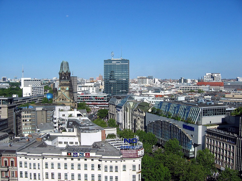 Compras na Avenida Kurfürstendamm em Berlim | Alemanha