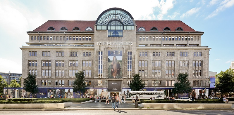 Loja Kaufhaus des Westens (KaDeWe) em Berlim | Alemanha