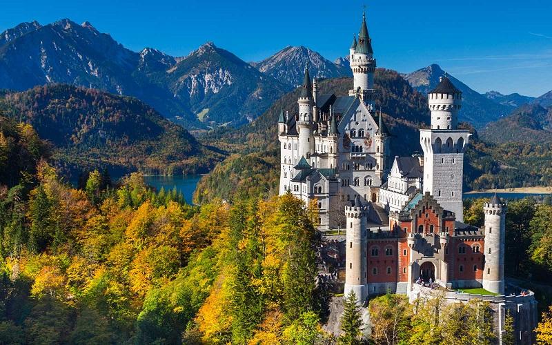 Castelo de Neuschwanstein | Alemanha