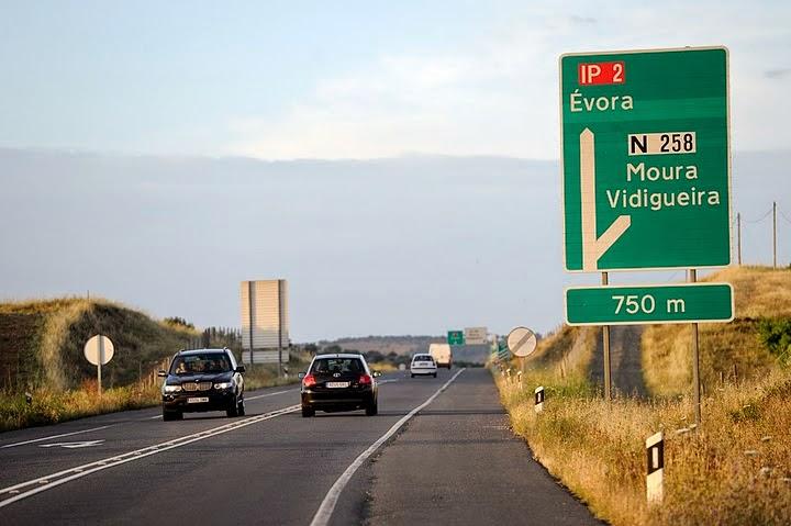 Estrada em Portugal