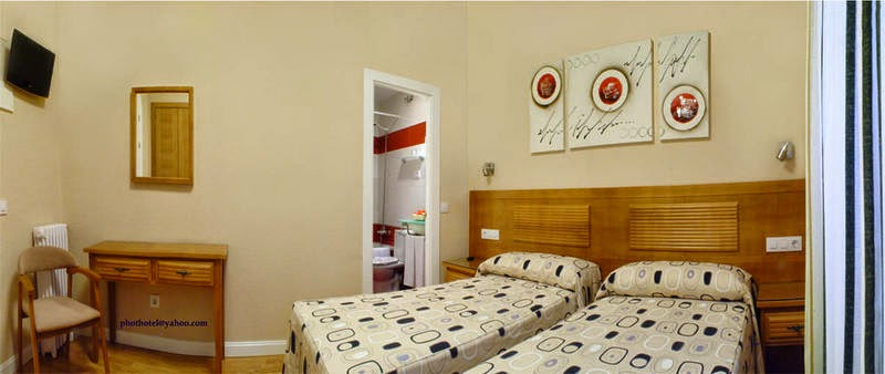 Hostel Santillan em Madri