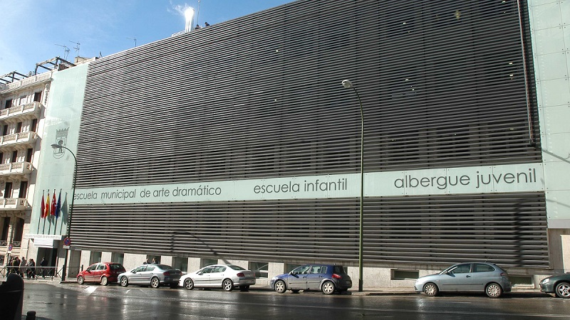 Albergue Juvenil Madrid
