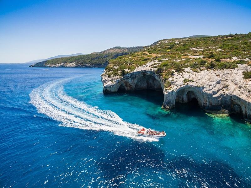 Ilha de Zaquintos | Grécia