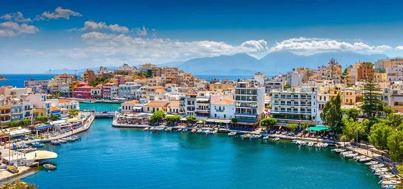 Agios Nikolaos em Creta
