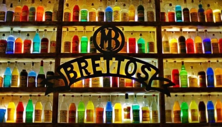 Bar Brettos em Atenas