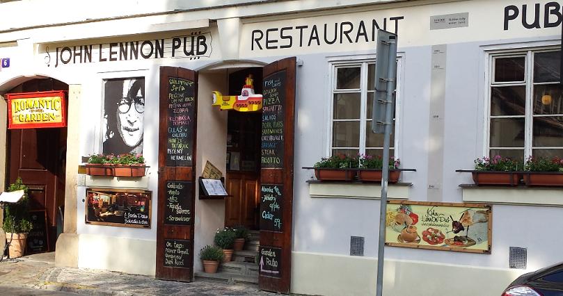 Pub em Praga