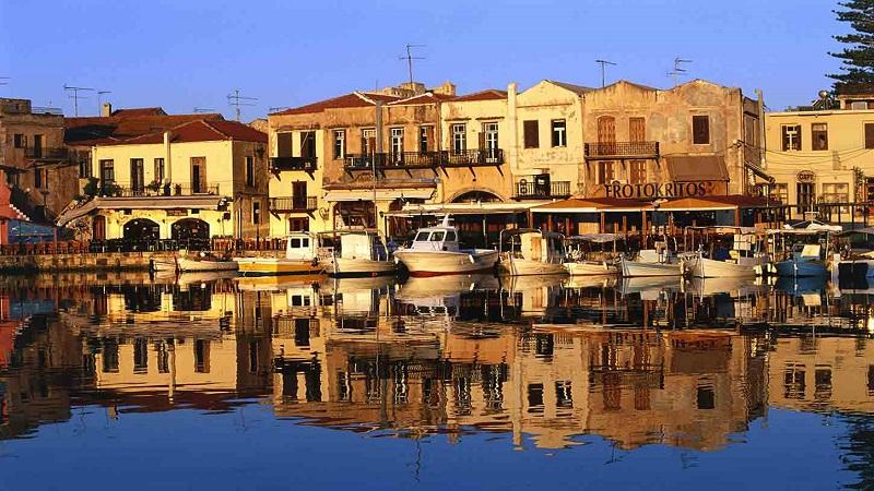 Rethymnon em Creta
