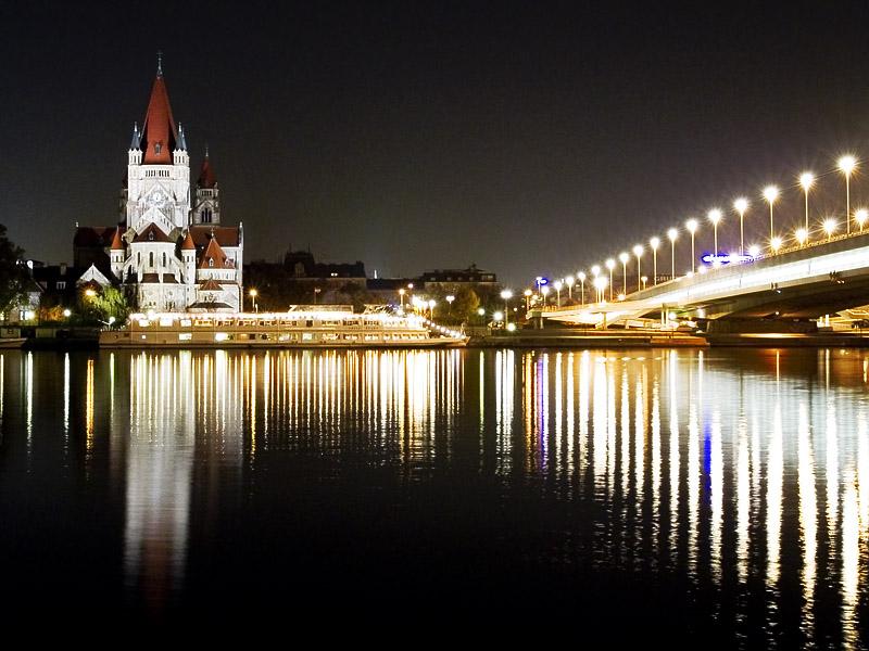 O que fazer à noite em Viena na Áustria