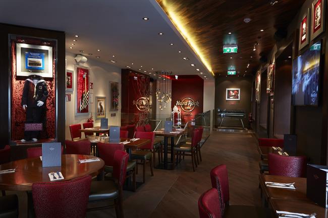 Hard Rock Café em Viena
