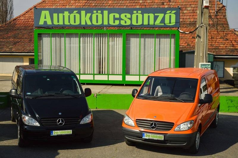 Locadoras de veículos em Budapeste