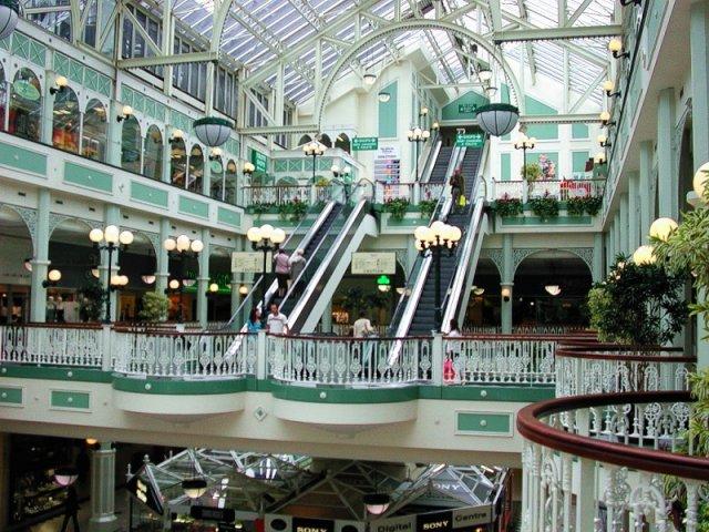 Shopping Stephen's Green | Irlanda