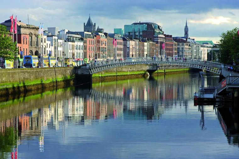 Quanto custa a passagem aérea para Dublin | Irlanda