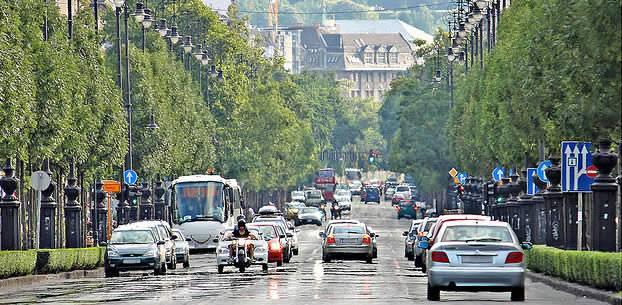 Seguro de carro em Budapeste
