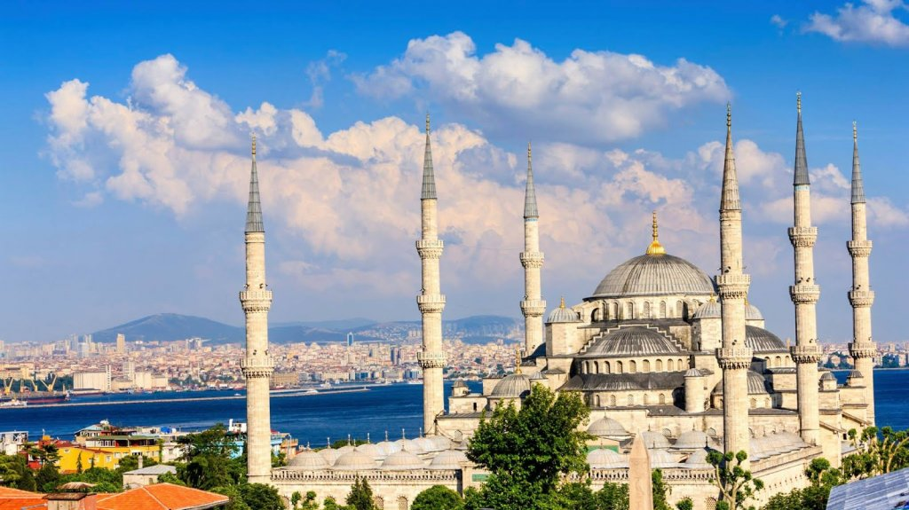 Roteiro de 5 dias em Istambul