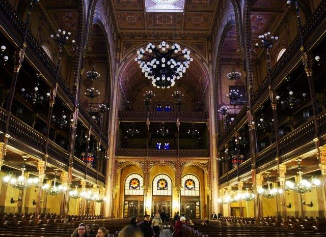 Grande Sinagoga de Budapeste   Hungria