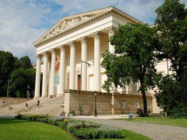 Museu Nacional Húngaro   Hungria