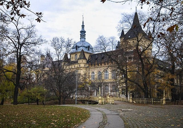 Castelo Vajdahunyad   Hungria
