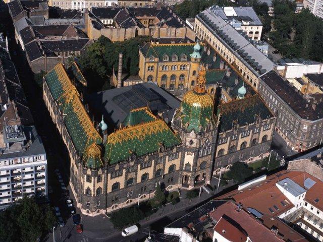 Museu de Artes Aplicadas   Hungria
