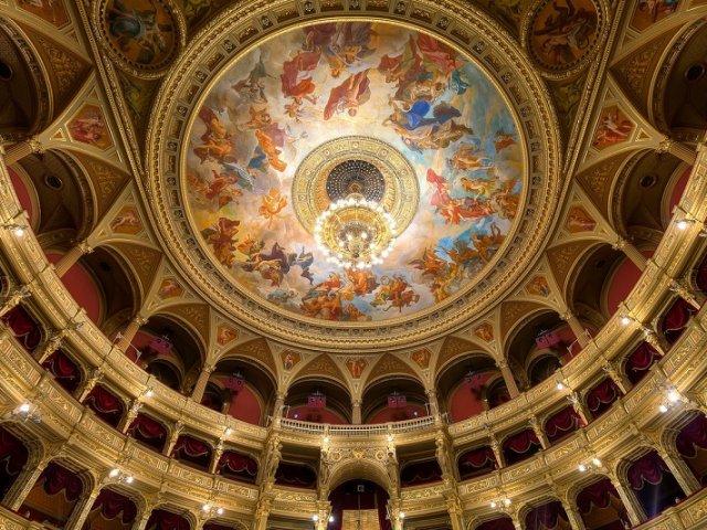 Casa de Ópera de Budapeste   Hungria