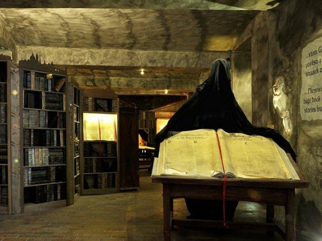 Museu de Fantasmas e Lendas | República Checa
