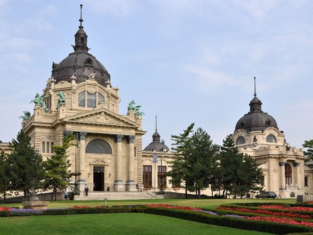Parque da Cidade   Hungria