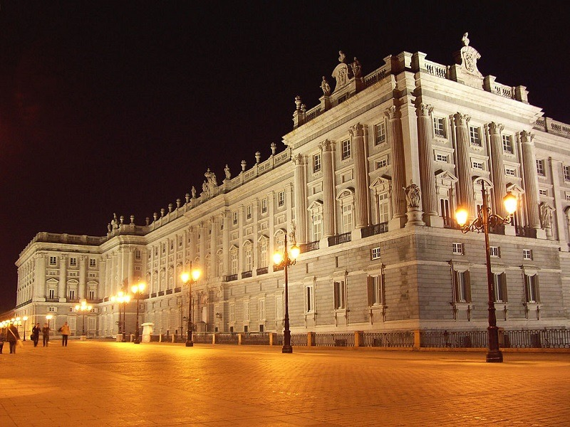 Palácio Real de Madrid