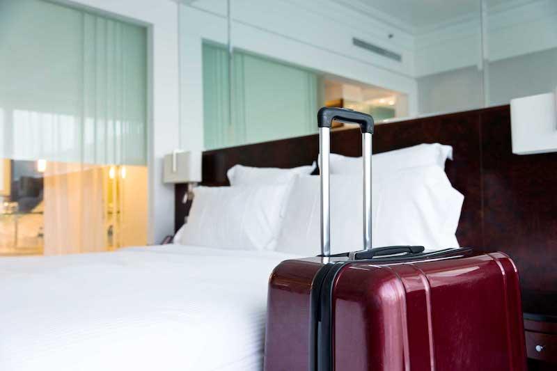 Passagens aéreas - hotel